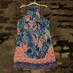 New with Tag Lilly Pullitzer Pearl Romper